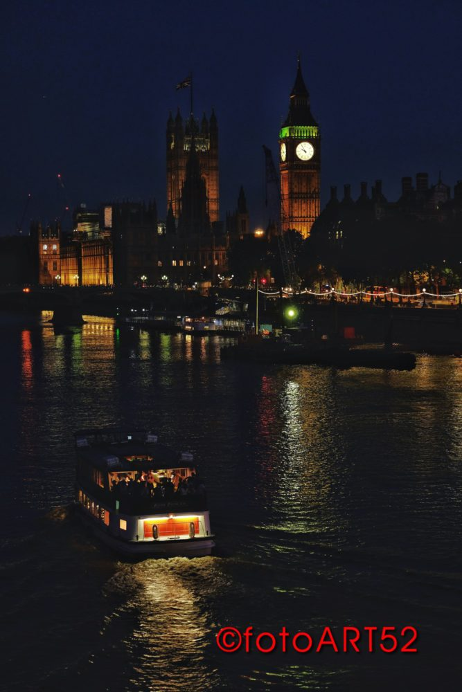 London nights - London bei Nacht