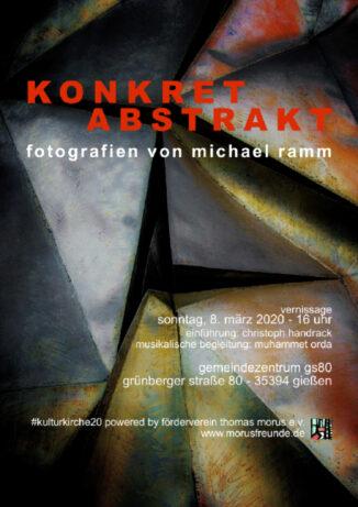 Ausstellung Michael Ramm